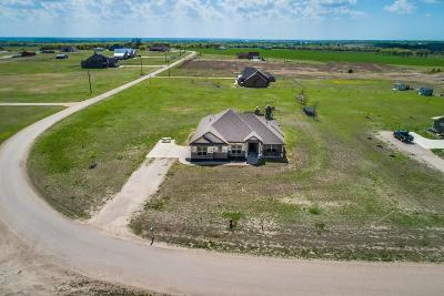 Waxahachie Single Family Home For Sale: 625 Curry Road
