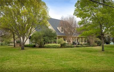 Colleyville Single Family Home For Sale: 1608 Oak Knoll Drive