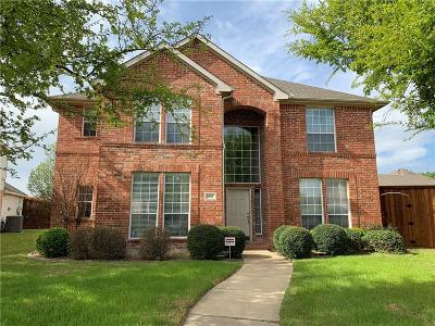 Plano Single Family Home For Sale: 8001 Spring Peaks Drive