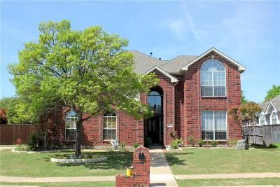 Flower Mound Single Family Home For Sale: 2101 Golden Arrow Drive