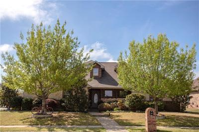 Royse City Single Family Home For Sale: 201 Midnight