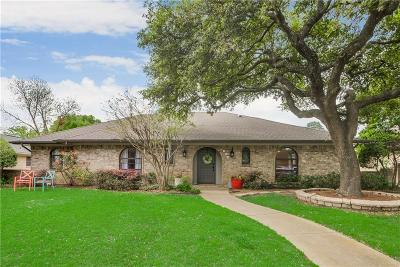 Richardson Single Family Home Active Option Contract: 424 Birch Lane