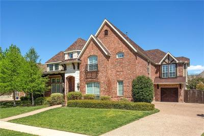 Flower Mound Single Family Home For Sale: 6100 Grand Meadow Lane
