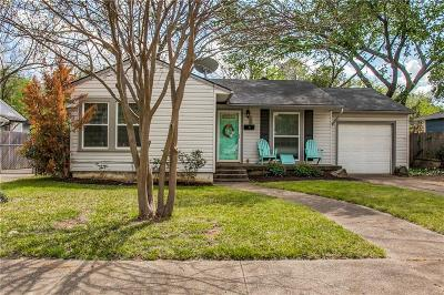 Arlington Single Family Home For Sale: 1306 Marydale Drive