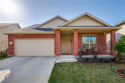 Denton Single Family Home For Sale: 3417 San Lucas Lane
