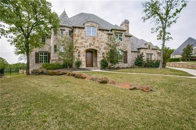 Colleyville Single Family Home For Sale: 7301 Chanel Court