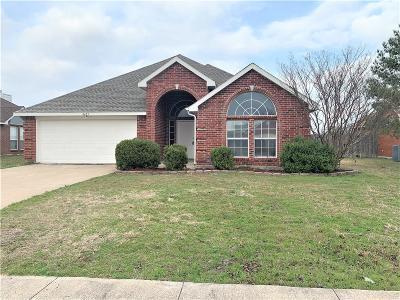 Rowlett Single Family Home For Sale: 8605 Holland Avenue