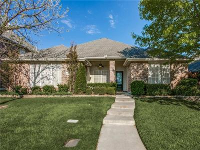 Lewisville Single Family Home Active Option Contract: 1268 Logan Drive
