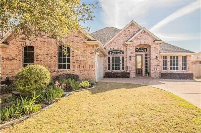 Keller Single Family Home For Sale: 2103 Alma Drive