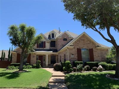 Euless Single Family Home For Sale: 2306 Little Bear Court