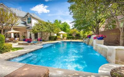 Frisco Single Family Home Active Option Contract: 4671 Post Oak Drive