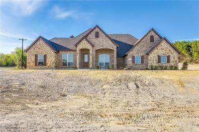 Weatherford Single Family Home For Sale: 101 Cedar Mountain Drive
