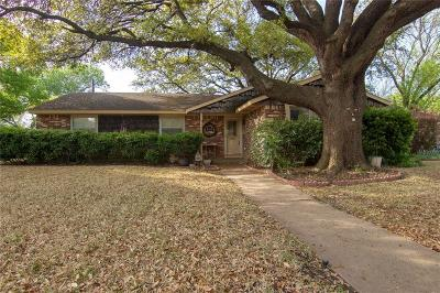 Single Family Home For Sale: 3562 Merrell Road