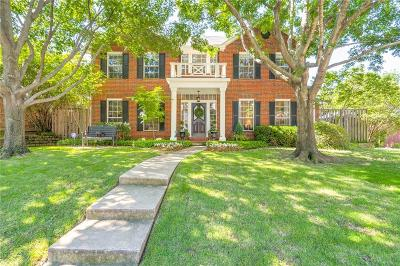 Coppell Single Family Home For Sale: 713 Post Oak Drive