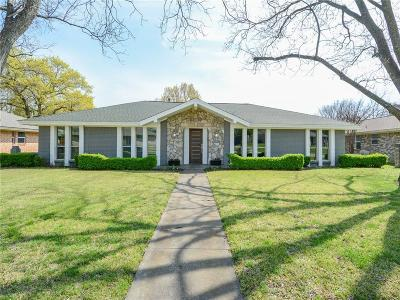 Plano Single Family Home Active Contingent: 2508 Grandview Drive