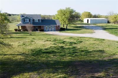 Royse City Single Family Home Active Option Contract: 5712 State Highway 66