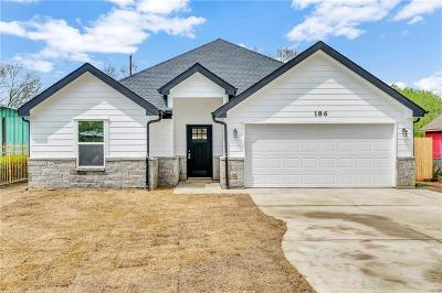 Rockwall Single Family Home For Sale: 186 Chris Drive