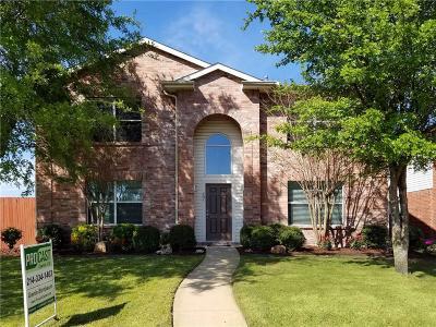 Allen Single Family Home For Sale: 907 Meadowgate Drive
