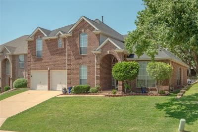 Highland Village Single Family Home For Sale: 910 Kingwood Circle