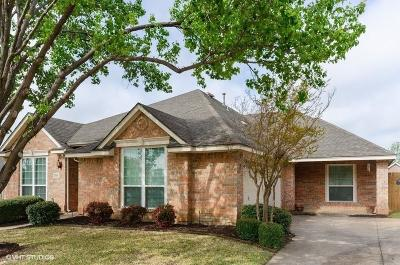 North Richland Hills Single Family Home For Sale: 8401 Worthshire Drive