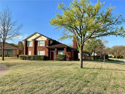 Single Family Home For Sale: 5321 Anchor Cove Circle
