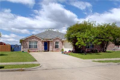 Rowlett Single Family Home For Sale: 4509 Lake Haven Drive