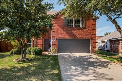 Little Elm Single Family Home For Sale: 2601 Redcedar Drive