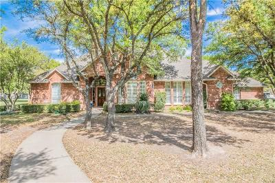 Hudson Oaks Single Family Home Active Option Contract: 156 South Fork Drive