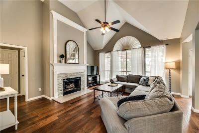 Keller Single Family Home Active Option Contract: 802 Highland Lakes Court