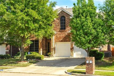 Grand Prairie Single Family Home Active Option Contract: 2687 Cove Drive