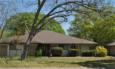 Desoto Single Family Home For Sale: 1320 Winding Brook Drive