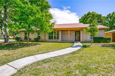 Grapevine Single Family Home For Sale: 2805 Canyon Drive