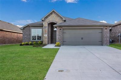 Justin Single Family Home For Sale: 612 Ridge View Way