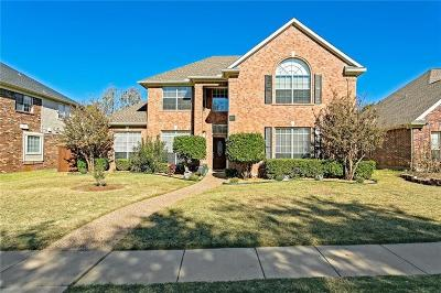Plano Single Family Home For Sale: 4401 Staten Island Drive