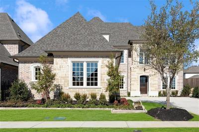 Frisco Single Family Home For Sale: 8714 Happy Hollow Drive