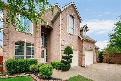 Irving Single Family Home For Sale: 7715 Brookview Court