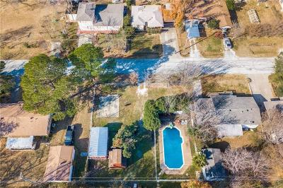 Lewisville Residential Lots & Land Active Option Contract: 160 W Shore