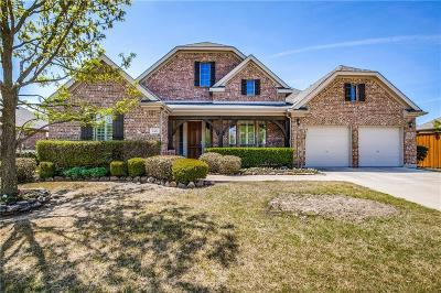 Fate Single Family Home Active Option Contract: 645 Grisham Drive