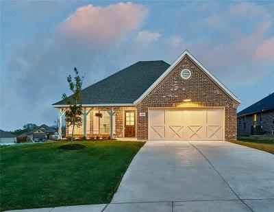 Weatherford Single Family Home For Sale: 2109 Hill Crest Court