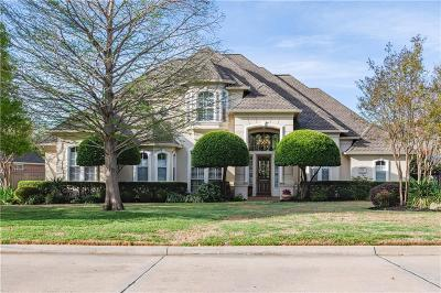 Southlake Single Family Home For Sale: 165 Creekway Bend