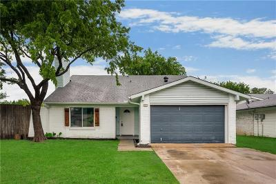 Lewisville Single Family Home For Sale: 537 Village Drive