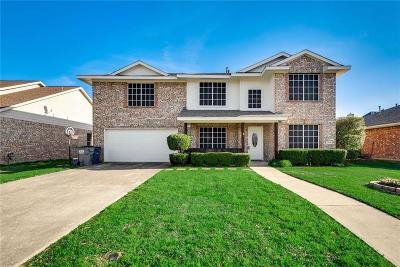 Wylie Single Family Home For Sale: 304 Autumn Breeze Drive