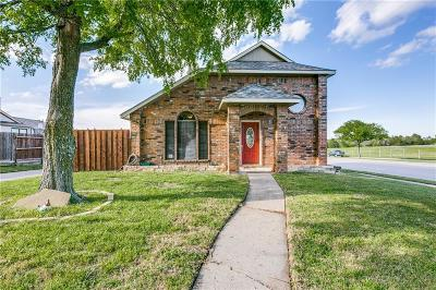 Mesquite Single Family Home For Sale: 101 Overland Trail