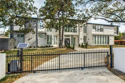 Dallas County Single Family Home For Sale: 5959 Colhurst Street