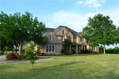 Aledo Single Family Home Active Option Contract: 300 Falcon Ridge
