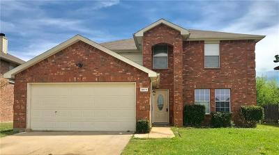 Crowley Single Family Home For Sale: 1009 Maidenhair Lane