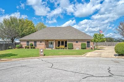 Wise County Single Family Home Active Option Contract: 1804 Oakmeadow Drive