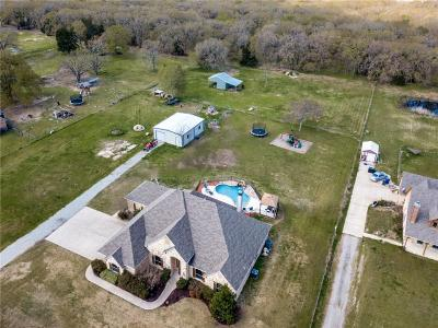Royse City Single Family Home For Sale: 5858 County Road 2560