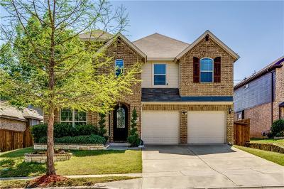 Fort Worth TX Single Family Home For Sale: $375,000
