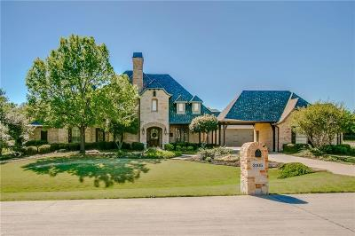 Flower Mound Single Family Home Active Option Contract: 3105 Oak Crest Drive